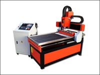 Small atc cnc router 0609 with 6 tools changer system
