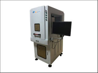 UV laser marking machine 5W for sale with protection cover