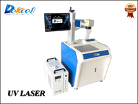 China UV 5W CNC Metal Laser Marking Machine Price