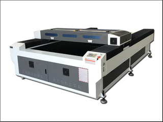 Yongli CO2 280w China 1325 MDF Laser Cutting CNC Machine