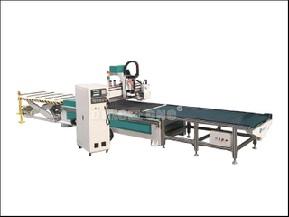 ATC Customized Wood Furniture Production Line Engraving and Cutting CNC Router