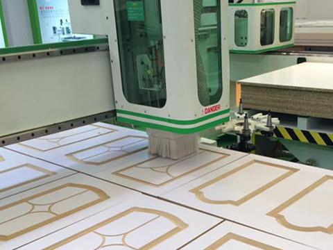 The reasons and solutions for different carving depth of wood carving cnc router