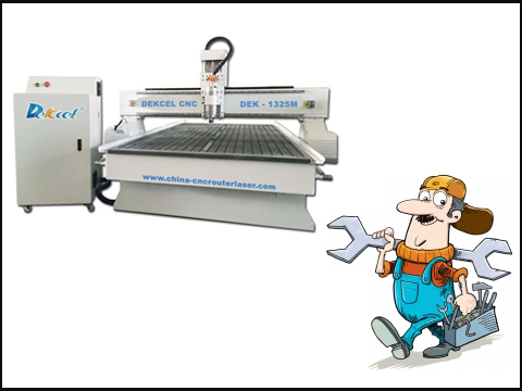 How to solve the little problems of wood engraving cnc router for furniture industry
