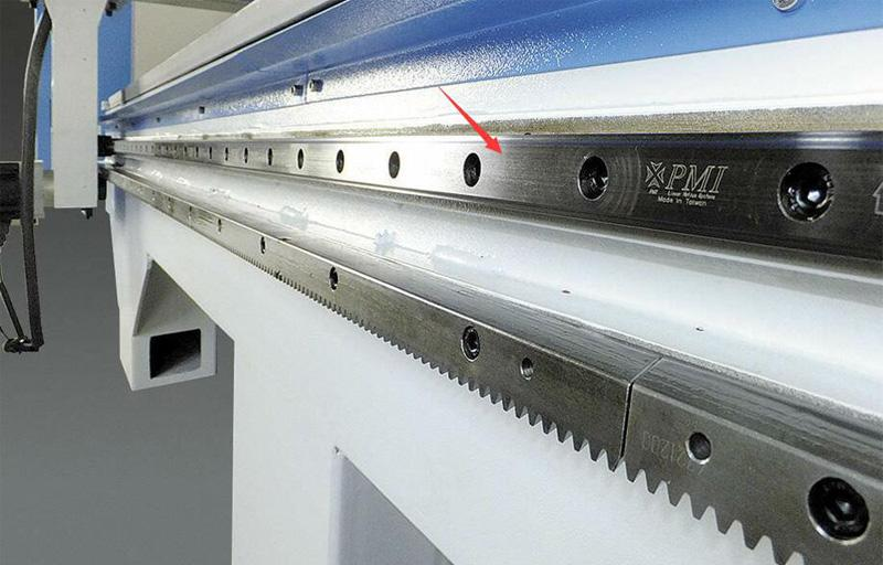 Guide rails selection! Do you know how to choose guide rails for cnc wood engraving router machine?