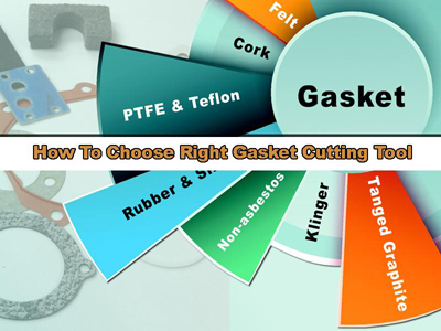 How To Choose Right Knife Cutting Tool For CNC Gasket Machine ?