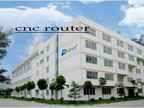 Company introduction! Dekcel China cnc router manufactures