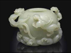 Chinese art carved by small cnc jade stone carving router machine