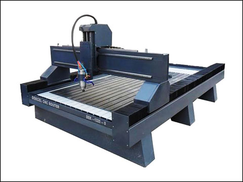 Steps for proper operation of cnc stone router engraving machines