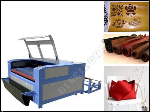 Useful recommendations! Cnc co2 laser cutting machine for leather fabric industry