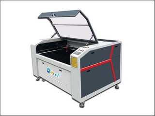 New design cnc laser engraving machine on glass for sale