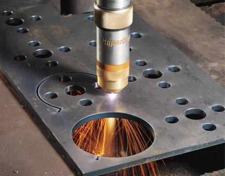 Notice of operation of cnc plasma cutting machine