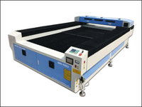 China co2 laser cutting machine supplier for cutting 3mm steel