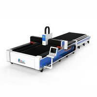 China Raycus 12000w Fiber Metal Laser Cutter Machine for Sale