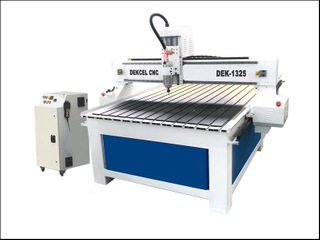 1325 RichAUTO DSP Wood Engraving CNC Router T Slot Table